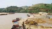 Bình Định báo cáo Bộ Tư pháp về xử lý khai thác cát trái phép