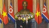 Việt Nam - Triều Tiên trao đổi điện mừng  kỷ niệm 70 năm thiết lập quan hệ ngoại giao