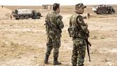 Quân đội Thổ Nhĩ Kỳ tại biên giới giáp Syria