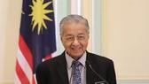Thủ tướng Malaysia Mahathir. Ảnh: REUTERS