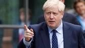 Thủ tướng Anh Boris Johnson. Ảnh: REUTERS