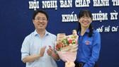 Chị Phan Thị Thanh Phương làm Bí thư Thành đoàn TPHCM