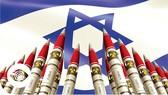 Những tên lửa hạt nhân đáng gờm của Israel