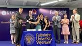 USAID tài trợ gần 5 triệu USD cho Đại học Fulbright Việt Nam
