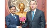 TPHCM tăng cường hợp tác với Ấn Độ