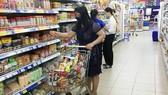 Mua sắm tại siêu thị Co.opmart