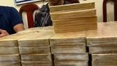 Bắt vụ vận chuyển 54 bánh heroin trên cao tốc Hà Nội - Hải Phòng