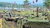Nga, Armenia tập trận trong bối cảnh căng thẳng khu vực