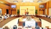 Ngày 10-8, khai mạc phiên họp thứ 47 Ủy ban Thường vụ Quốc hội