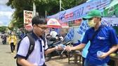 Gần 5.400 lượt tình nguyện viên Tiếp sức mùa thi