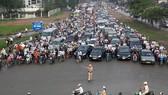 Hà Nội phân luồng giao thông trong ngày 14 và 15-8