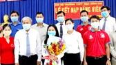 41 chiến sĩ Hoa phượng đỏ được kết nạp Đảng
