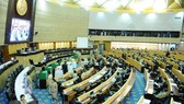 Một phiên họp của Quốc hội Thái Lan. Nguồn: THX/TTXVN