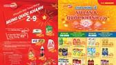 Quốc khánh 2-9: Hệ thống bán lẻ Satra khuyến mãi hấp dẫn từ 5% - 49%