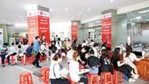 Nhân viên Shinhan Finance hiến máu giữa bối cảnh máu khan hiếm tại Hà Nội