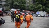 16 công nhân thiệt mạng trong hầm mỏ của mỏ than Songzao ở ngoại ô thành phố Trùng Khánh, Tây Nam Trung Quốc