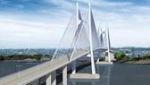 Chưa xác định điểm xây cầu Cát Lái