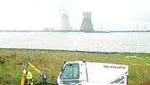 Máy hút rác thải nhựa khổng lồ