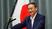 Thủ tướng Nhật Bản Yoshihide Suga. Ảnh: REUTERS