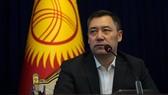 Thủ tướng Kyrgyzstan Sadyr Japarov. Ảnh: The Moscow Times