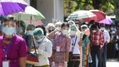 Hơn 37 triệu cử tri đủ điều kiện ở Myanmar tham gia tổng tuyển cử năm 2020. Ảnh: AP