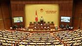 Quốc hội thảo luận về dự thảo văn kiện trình Đại hội XIII của Đảng