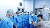 Bệnh viện Trung ương Quân đội 108 thực hiện thành công ca ghép chi thể từ người cho sống cho một nam giới bị mất bàn tay
