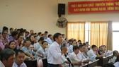 Lịch tiếp xúc cử tri sau Kỳ họp thứ 10 - Quốc hội khóa XIV