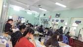 Người lao động đăng ký hưởng trợ cấp thất nghiệp  tại Trung tâm Dịch vụ việc làm TPHCM