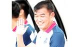 Chia tay Than Quảng Ninh,  HLV Phan Thanh Hùng chính thức  gia nhập B.Bình Dương. Ảnh: ĐÔNG HUYỀN