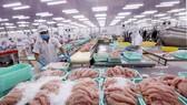 Hiệp hội Chế biến và Xuất khẩu thủy sản Việt Nam dự báo xuất khẩu thủy sản Việt Nam năm 2021 sẽ tăng 10%. Ảnh: TTXVN