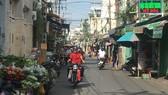 Người dân cư ngụ trên đường Trần Mai Ninh mong muốn được khôi phục quyền, lợi ích hợp pháp về nhà đất
