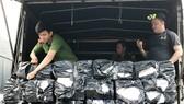 Lực lượng chức năng tỉnh An Giang bắt giữ hàng lậu