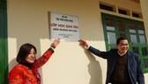 600 triệu đồng xây lớp học, tặng quà học sinh vùng cao