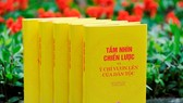 Ra mắt sách Tầm nhìn chiến lược  và ý chí vươn lên của dân tộc