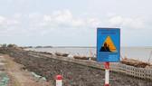 Kiên Giang khẩn cấp xử lý sạt lở đê biển Tây