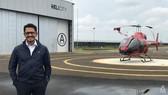 """CEO Denon Prawiraatmadja lạc quan về dịch vụ """"taxi trực thăng"""""""