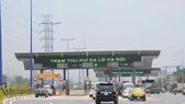 Ngày 1-4, trạm xa lộ Hà Nội thu phí trở lại