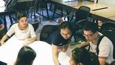Người trẻ hôm nay luôn năng động và sáng tạo  trong công việc và học tập