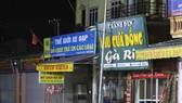 """""""Hố tử thần"""" rộng và sâu xuất hiện ở khu dân cư ven tỉnh lộ 419 đoạn qua xã Quảng Bị (huyện Chương Mỹ, TP Hà Nội)"""