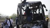 Tai nạn giao thông nghiêm trọng tại Mexico