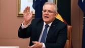 Cuộc cải tổ của Thủ tướng Morrison được đánh giá cao. Ảnh: REUTERS