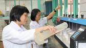 Người lao động tại Nhà máy nước Thủ Đức đóng góp nhiều sáng kiến, sáng tạo để nhà máy ổn định sản xuất