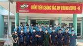   Tiêm vaccine phòng covid-19 cho các đội tuyển thể thao Việt Nam tại bệnh viện Quân y 175