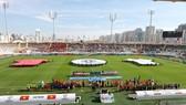 Đội tuyển Việt Nam từng đến UAE tham dự Asian Cup 2019. Ảnh: P.MINH