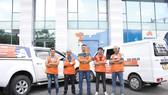 AhaMove ra mắt dịch vụ giao hàng bằng dòng xe VAN