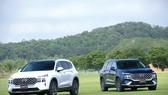 Hyundai Santa Fe 2021 chính thức ra mắt tại thị trường Việt Nam