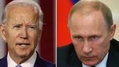 Tổng thống Mỹ Joe Biden và Tổng thống Nga Vladimir Putin. Ảnh: FOX NEWS