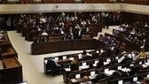 Quốc hội Israel chuẩn bị bỏ phiếu tín nhiệm chính phủ mới