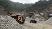 Khai thác đá vượt gần 100% công suất, doanh nghiệp bị phạt 700 triệu đồng
